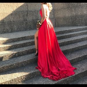 sherri hill  prom dress terry costa